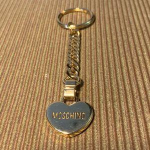 MOSCHINO Keychain Key ring holder